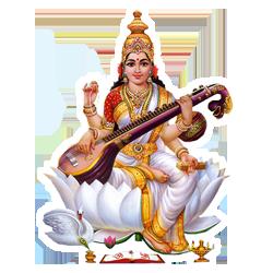 Mother Saraswati